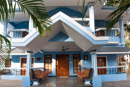 Luxury  4BR villa in Calangute with swimming pool- Villa Calanguteblends architecture and design to deliver a breathtaking holiday experience.