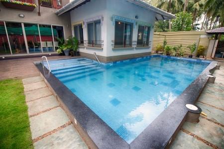 A 4BR luxury villa in Calangute- Pool