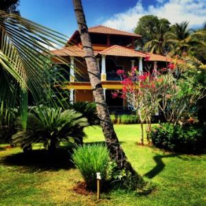 Villa Morjim in Goa- The villa
