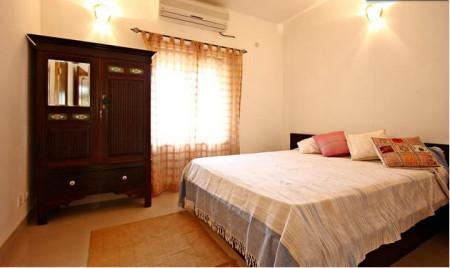Villa Fountain Court close to Anjuna / Vagator Beach- Bedroom 2
