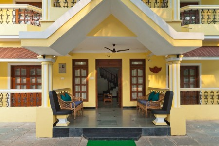 A spacious 6BR furnished villa in Calangute- Villa. Villa Calanguteblends architecture and design to deliver a breathtaking holiday experience