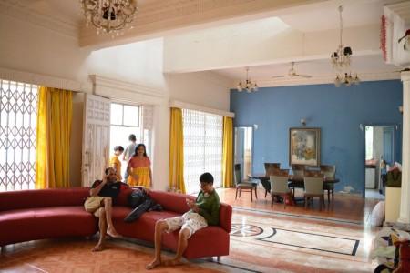 White House at Lonavala - living room