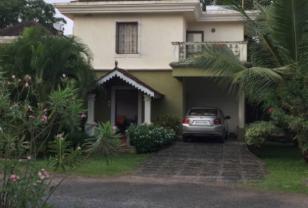 Cozy Trendy 3BHK Holiday Villa- Front View