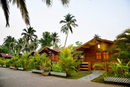 Lovely, cozy cottages in Varca, Goa- Cottages