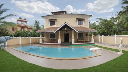 A luxurious 7BR furnished villa in Calangute- Villa Calangute offers the best in accommodation and services.